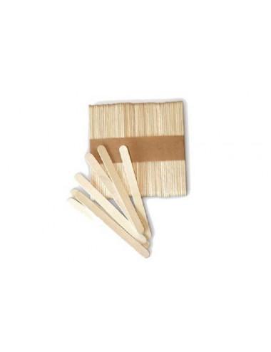 Palos helado de madera