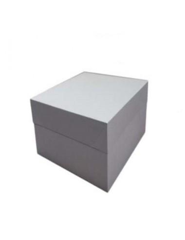 Caja tarta 25x25 altura...