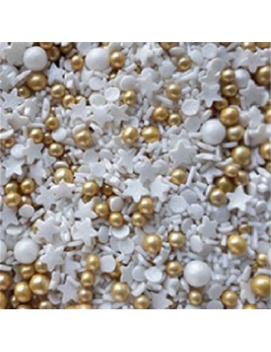 Sprinkles Blanca oro. 90gr
