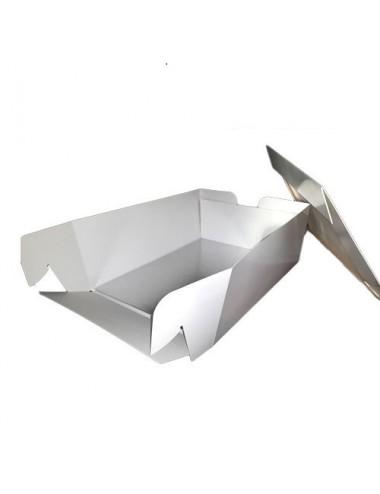 Caja para tarta rectangular...