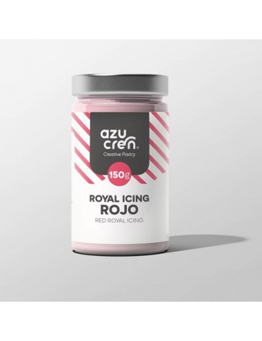 Royal Icing rojo 150gr –...