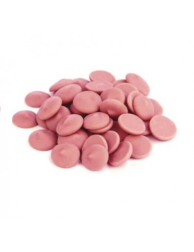 Cobertura de Chocolate Ruby...