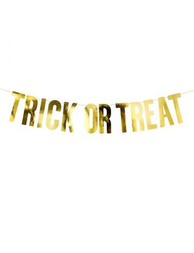 "Guirnalda ""Trick or Treat""..."